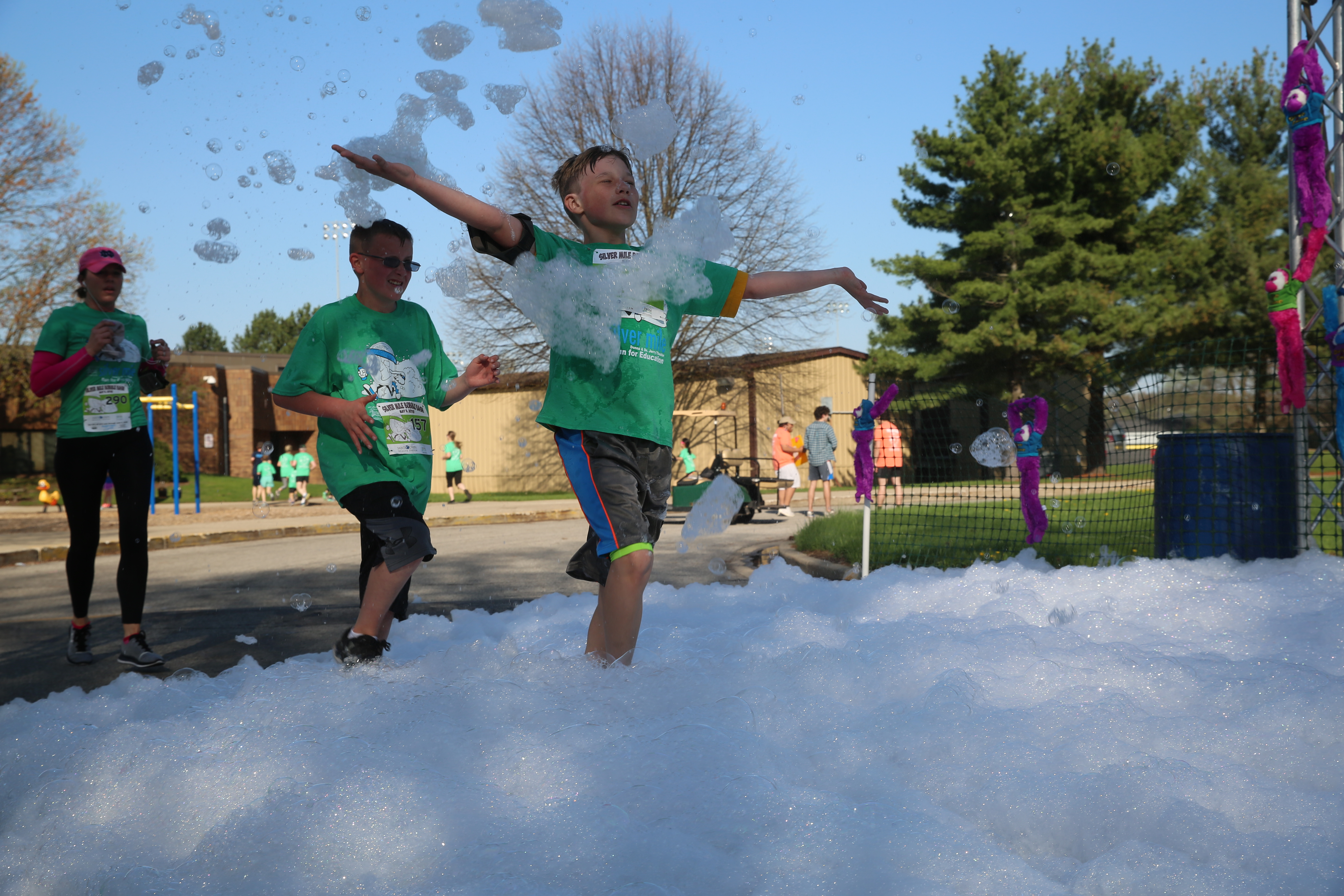 2018 Silver Mile Bubble Bash