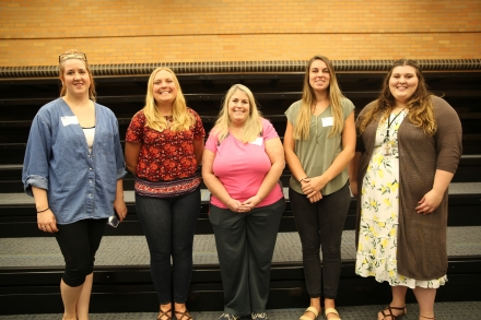DMS New Teacher Class of 2018