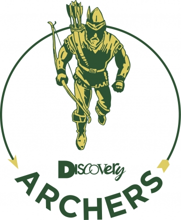 Discovery athletic logo