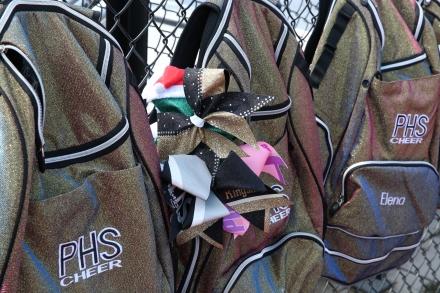 Penn cheerleading bags