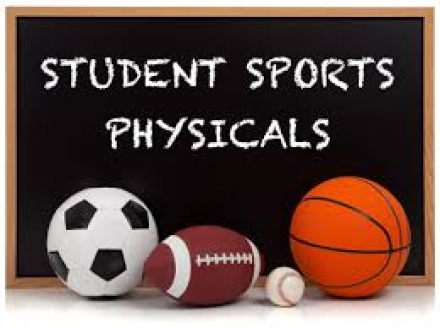 Student Athletic Physicals