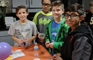 Students participate in Chemistry Day