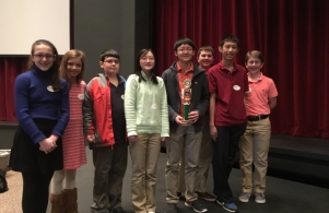 Huntington Math Competition