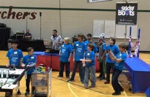 Robotics Sharks Team